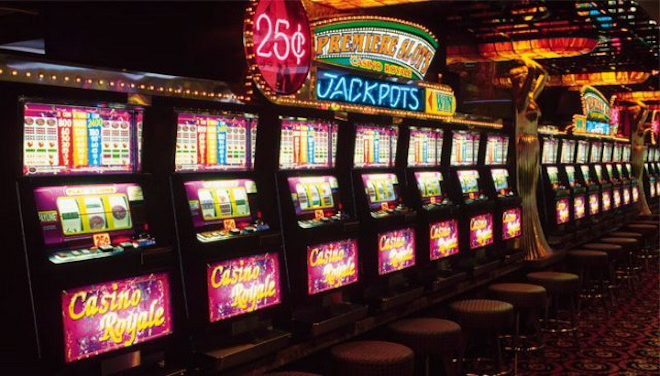 Сделайте сами себя богатым с 777 игровые автоматы