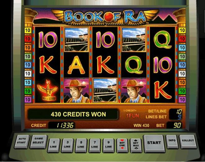 Самый широкий ассортимент игровых аппаратов от казино Вулкан