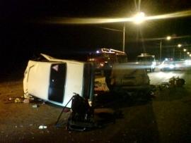 В Ряжском районе столкнулись два автомобиля