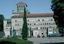 Центр Уильяма Рэппарда в Женеве - здание ВТО. Фото: wto.org