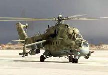 Транспортно-боевой вертолет Ми-24. Фото: mil.ru
