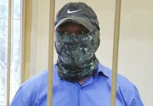 Александр Ламонов в суде. Кадр ТВЦ