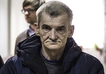 Юрий Дмитриев в суде, 10.04.2017. Фото: 7x7-journal.ru