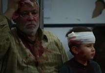 Раненые при налете на Восточную Гуту. Источник: Reuters