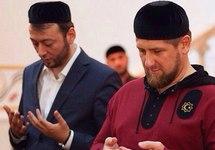 Магомед Хазбиев и Рамзан Кадыров. Фото из инстаграма @khazbiev_magomed