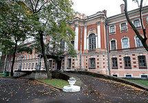 442-й окружной госпиталь им.Соловьева в Петербурге. Фото: mil.ru