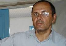 Оюб Титиев. Фото с ФБ-страницы Елены Буртиной