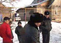 """Цыганский поселок в Айше. Кадр """"Татарстан-24"""""""