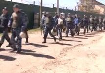 Нижегородская ЛИУ-3 после бунта. Кадр РЕН-ТВ