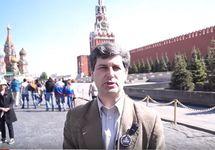 """Марк Гальперин. Кадр """"Градус.ТВ"""""""