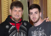 Рамзан Кадыров и Зелимхан Бакаев. Фото из Инстаграма Бакаева