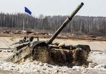 Танковый биатлон. Фото: mil.ru