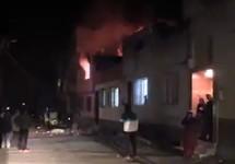 В Килисе после ракетного обстрела. Кадр Anadolu