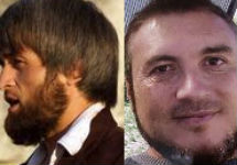Сейран Салиев и Сервер Зекерьяев
