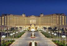 Отель Ritz-Carlton в Эр-Рияде. Фото: booking.com