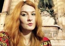 Александрина Елагина. Фото с личной ВК-страницы