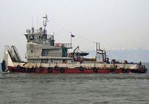 """Рыболовецкое судно """"Восток"""". Источник: szaopressa.com"""