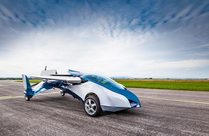 На 2018 год запланирован страт продаж первых летающих авто