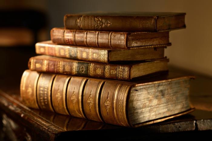 Названы 10 лучших книг 2017 года