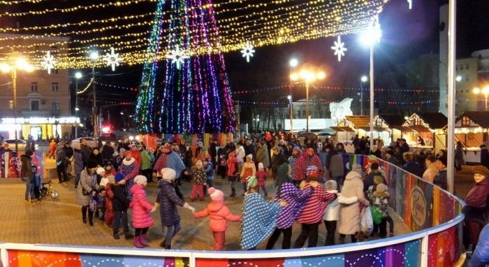 Куда сходить в Рязани 5 января