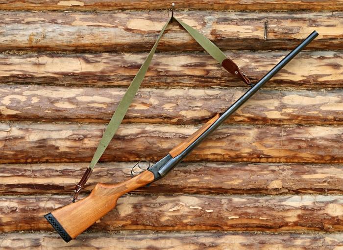Житель рязанской области угрожал сожительнице ружьём
