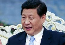 Си Цзиньпин. Фото с сайта Telegraph