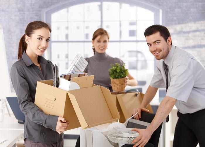 Офисный переезд компании «под ключ»