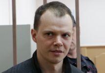Дмитрий Борисов в суде. Фото Дмитрия Борко/Грани.Ру