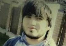 Али Бакаев. Кадр видео с youtube-канала Abu-Saddam Shishani