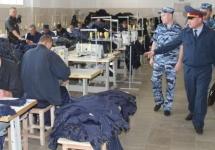 Швейный цех ИК-7 в Мордовия. Фото: info-rm.com
