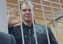 Дмитрий Борисов в суде, 01.11.2017. Фото Ильи Новикова