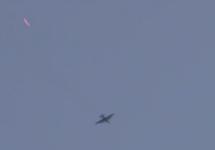 Обстрел Су-25. Кадр видео