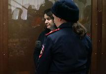 Елена Мисюрина в суде. Фото: rbc.ru
