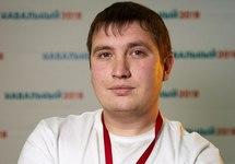 Борис Павлов. Фото с личной ВК-страницы