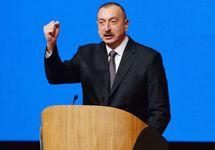 Ильхам Алиев. Фото: report.az