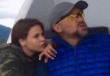 Настя Рыбка и Олег Дерипаска. Фото из Инстаграма @nastya_rybka.ru