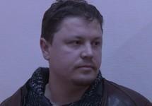 Константин Давыденко. Кадр съемки ФСБ