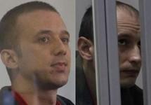 Максим Одинцов (слева) и Александр Баранов. Фото: krymr.com