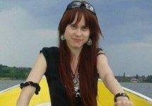 """Елена Горбань. Фото: телеграм-канал """"Прометей"""""""