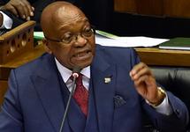 Джейкоб Зума. Фото: thepresidency.gov.za
