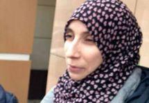 Загидат Абакарова после оглашения приговора. Фото: kavkazr.com