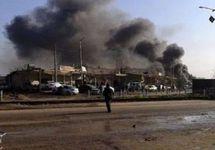 Взрыв в Сирии. Фото: syriahr.com