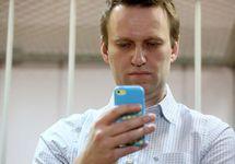 Алексей Навальный. Фото с сайта iphones.ru