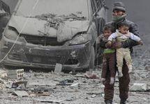 Разрушения в Восточной Гуте. Фото: syriahr.com