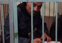 Роман Губайдуллин на суде о продлении ареста, январь 2018. Фото Алексея Матасова