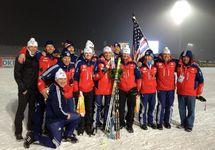 Команда США по биатлону. Фото с ФБ-страницы USBA