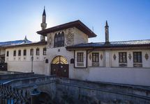 Ханский дворец в Бахчисарае. Фото: krymr.com