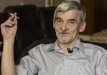 Юрий Дмитриев в день освобождения из СИЗО. Фото: 7x7-journal.ru