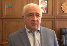 Ибрагим Казибеков. Кадр ННТ-ТВ