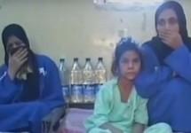 В женской тюрьме в Багдаде, 2007. Кадр CBSNews